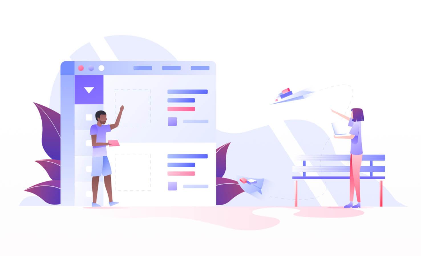 ecommerce site development