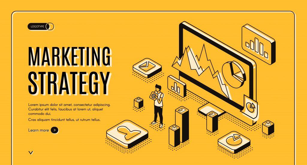 Planning marketing strategy service